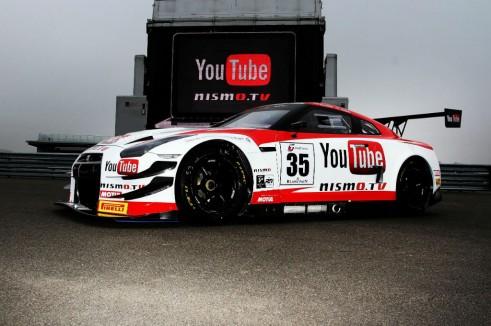Nismo Nissan GTR GT3 YouTube