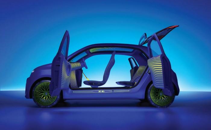 Renault TwinZ Interior 700x432 - Renault TwinZ Concept Car - Renault TwinZ Concept Car