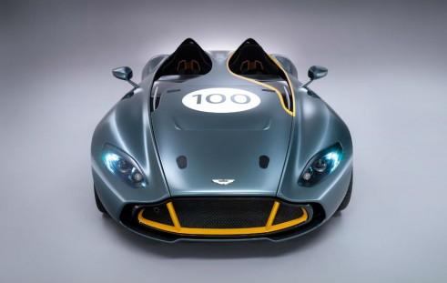 Aston Martin CC100 Spedster Concept Front