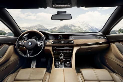 BMW Pininfarina Gran Lusso Coupé Interior