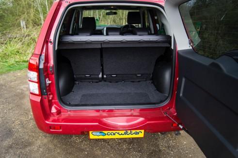 DSC00348 491x326 - 2013 Suzuki Grand Vitara Review – The affordable 4x4 - 2013 Suzuki Grand Vitara Review – The affordable 4x4