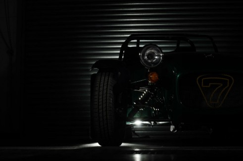 Entry Level Caterham Seven - carwitter