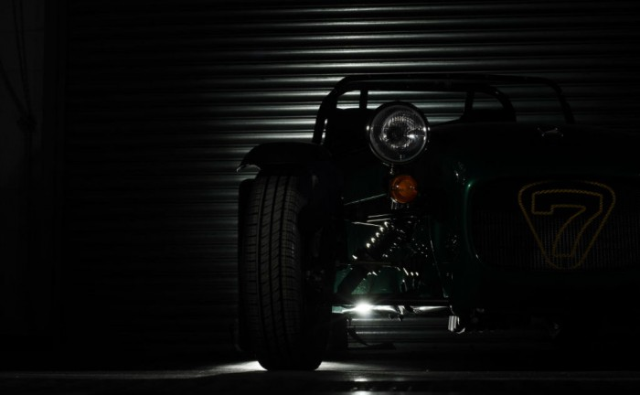 Entry Level Caterham Seven carwitter 700x432 - Caterham to launch entry level 7 toward the end of 2013 - Caterham to launch entry level 7 toward the end of 2013