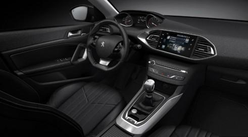 New Peugeot 208 Interior