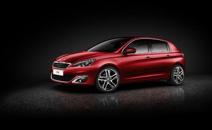 New Peugeot 208 Red Side 700x432 - New Peugeot 308 breaks cover - New Peugeot 308 breaks cover