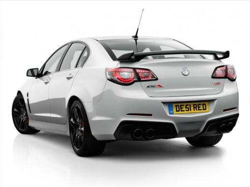 New Vauxhall VXR8 2013 Rear - carwitter