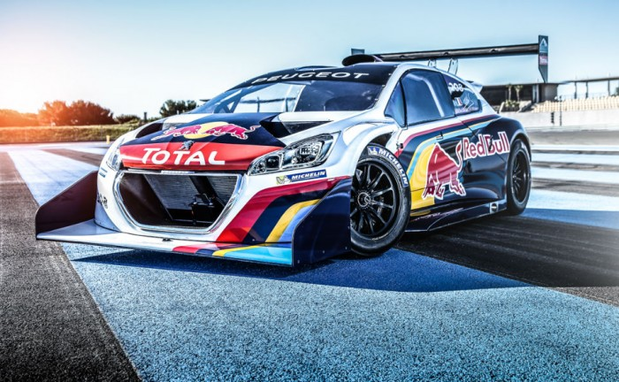 Peugeot 208 T16 Pikes Peak Livery 700x432 - Peugeot 208 T16 Pikes Peak to run at Goodwood 2013 - Peugeot 208 T16 Pikes Peak to run at Goodwood 2013