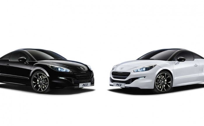Peugeot RCZ Magnetic White and Black 700x432 - Peugeot RCZ Magnetic specs and price - Peugeot RCZ Magnetic specs and price