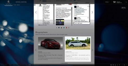 Peugeot Social Media 491x252 - Press - Press