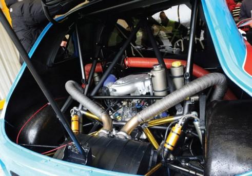 Renault Twin Run Concept Engine
