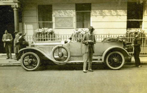 Rolls Royce Alpine Trial 1913 Picture