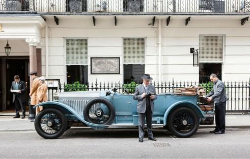 Rolls Royce Alpine Trial 2013 Picture