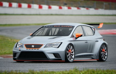 Seat Leon Cup Racer Front