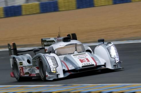 Audi R18 E Tron Le Mans 2013 - carwitter
