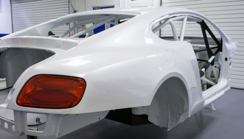 Bentley Continental GT3 Body - carwitter