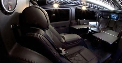 Carisma Auto Design Custom Mercedes Benz Viano Dark Angle carwitter 491x256 - Luxury Travel in a Mercedes Viano? - Luxury Travel in a Mercedes Viano?