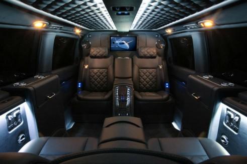 Carisma Auto Design Custom Mercedes Benz Viano Dark carwitter 491x327 - Luxury Travel in a Mercedes Viano? - Luxury Travel in a Mercedes Viano?