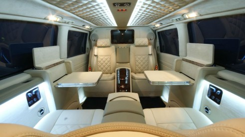 Carisma Auto Design Custom Mercedes Benz Viano Light - carwitter