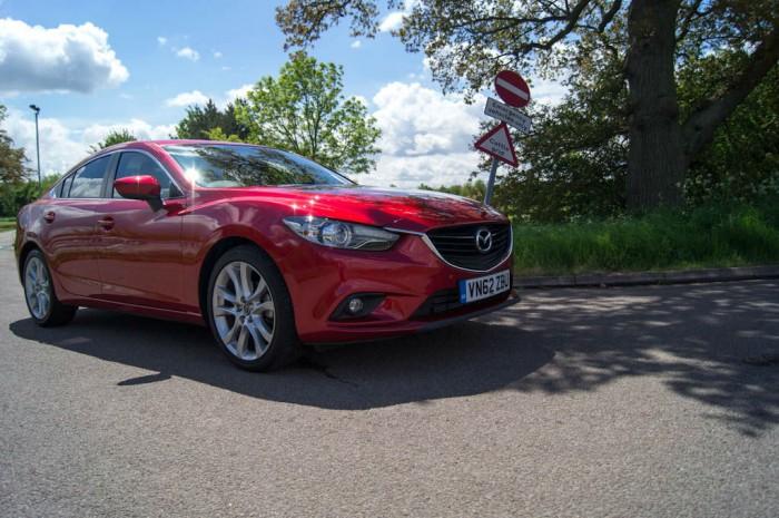 DSC00514 700x465 - 2013 Mazda 6 Review - Audi Beater? - 2013 Mazda 6 Review - Audi Beater?