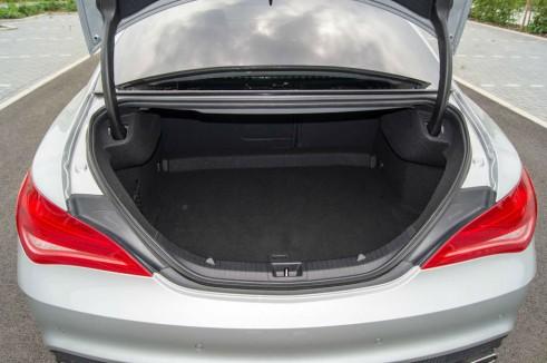 Merceds Benz CLA AMG Sport - Boot - carwitter.jpg