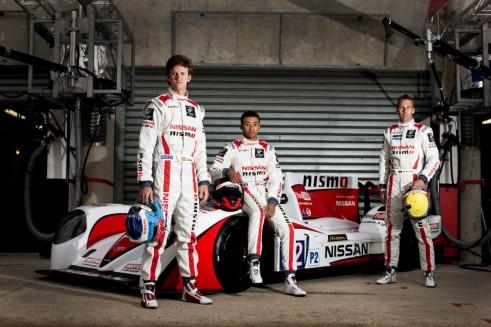 Nissan Le Mans 2013 Team - carwitter