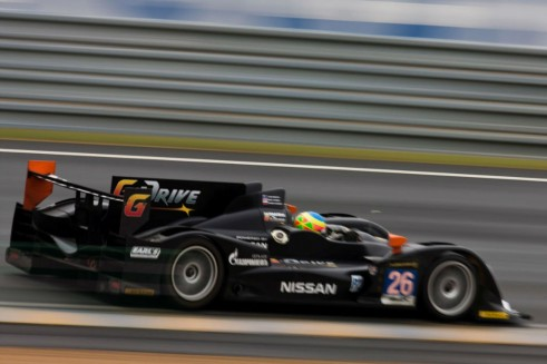 Nissan Le Mans 2013 in Action - carwitter