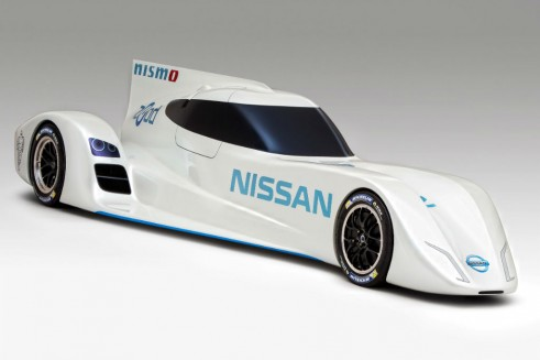 Nissan ZEROD RC Le Mans 2013 Front carwitter 491x327 - Nissan ZEROD RC 2014 Le Mans car announced - Nissan ZEROD RC 2014 Le Mans car announced