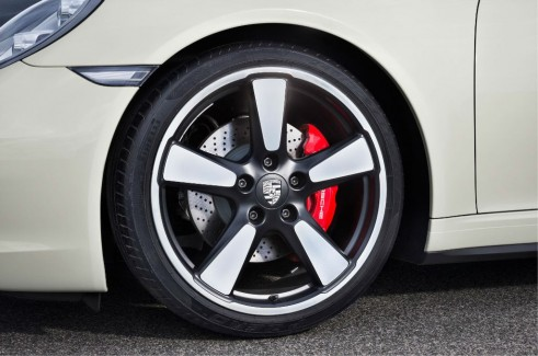 Porsche 911 50 Limited Edition Alloys - carwitter