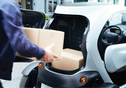 Renault Twizy Cargo Boot 2 - carwitter