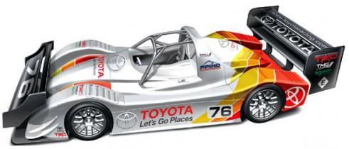 Toyota EV P002 Pikes Peak Race Car - carwitter.com