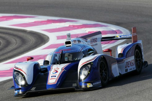 Toyota TS030 track action Le Mans 2013 - carwitter