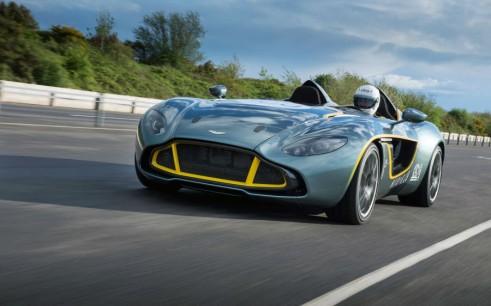 Aston Martin CC100 Speedster Concept Front Goodwood 2013 - carwitter