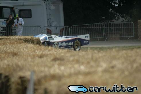 Goodwood FOS 2013 - Rothmans Porsche 926C Crash 1 - carwitter
