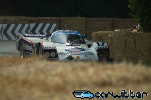Goodwood FOS 2013 - Rothmans Porsche 926C Crash 5 - carwitter