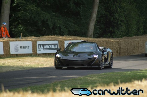 Goodwood FoS 2013 McLaren P1 Close Up carwitter 491x326 - Goodwood Festival of Speed 2013 - Review - Goodwood Festival of Speed 2013 - Review