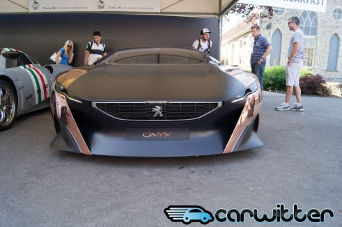 Goodwood FoS 2013 Peugeot Onyx Front carwitter 491x326 - Goodwood Festival of Speed 2013 - Review - Goodwood Festival of Speed 2013 - Review