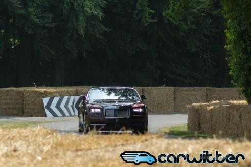 Goodwood FoS 2013 Rolls Royce Wraith carwitter 491x326 - Goodwood Festival of Speed 2013 - Review - Goodwood Festival of Speed 2013 - Review