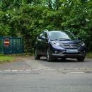 Honda CRV Review Front Angle - carwitter