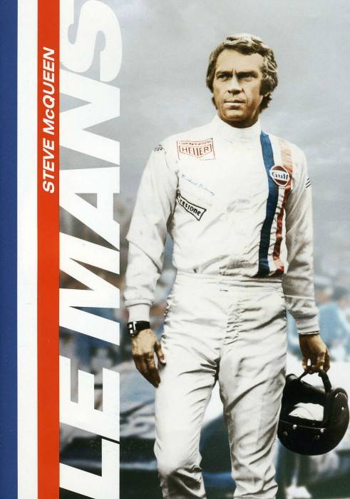 Le Mans DVD Cover - carwitter