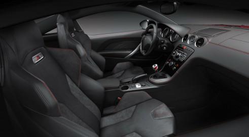 Peugeot RCZ R Interior - carwitter