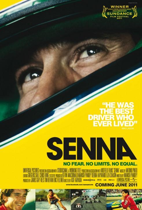 Senna DVD Cover - carwitter