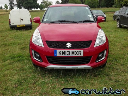 Suzuki Swift 4x4 Spotted Front carwitter.jpg 491x368 - Suzuki Swift 4x4 - Spotted - Suzuki Swift 4x4 - Spotted