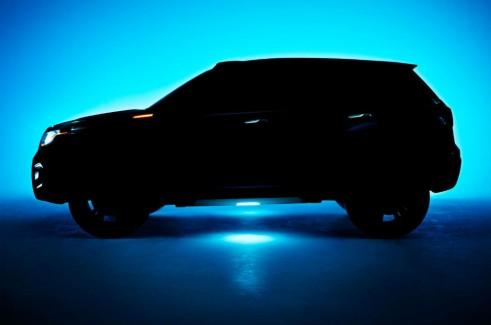 Suzuki iV 4 Concept Side carwitter 491x325 - Suzuki iV-4 Concept - Suzuki iV-4 Concept