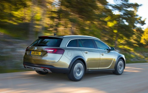 Vauxhall Insignia Country Tourer Rear carwitter 491x309 - Vauxhall Insignia Country Tourer announced - Vauxhall Insignia Country Tourer announced