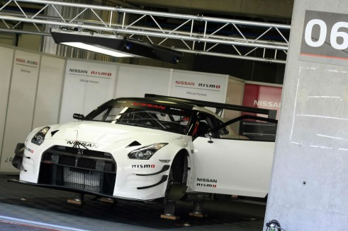 2013 Nissan GT-R Nismo GT3 JRM Race Car - carwitter