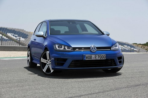 2013 Volkswagen Golf R Front carwitter 491x327 - The Rise of the Hyper Hatch - The Rise of the Hyper Hatch