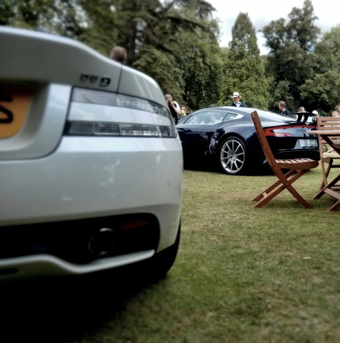 Aston Martin DB9 Aston Martin One 77 Supercar combo Wilton house 2013 Carwitter 491x495 - Our thoughts - Aston Martin AMG Partnership - Our thoughts - Aston Martin AMG Partnership