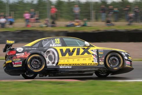 Audi Rob Austin Wix Racing 2 Wheels BTCC 2013 Knockhill - carwitter