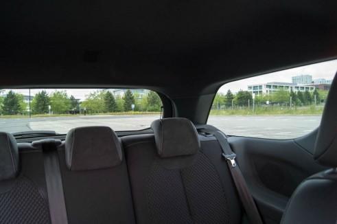 Citroen DS3 RED Review Rear Pillar Visability carwitter 491x326 - Citroen DS3 DSport RED Review – Head turner - Citroen DS3 DSport RED Review – Head turner