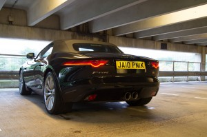 Jaguar F Type Jalopnik Number 2 Plate UK carwitter .jpg 300x199 - 4 Cool Car Customisations You Need - 4 Cool Car Customisations You Need